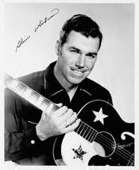 Slim Whitman young with guitar