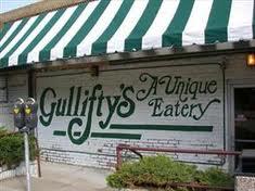 Gulliftys Back Entrance