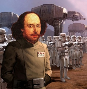 Shakespeare with Storm Troopers