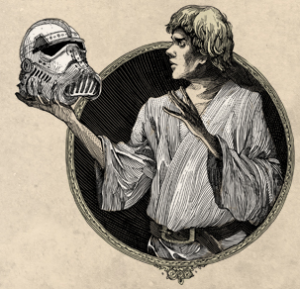 Skywalker as Hamlet
