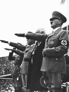 Nazis at Olympics