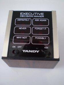 Executive Decision Maker