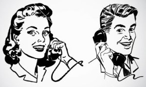retro-phone-conversation-vector-102008