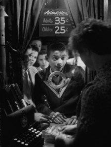 Box Office circa 1960