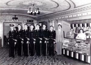 Ushers at the State Theater circa 1950