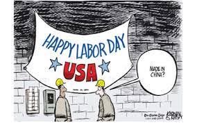 Made in China op-ed cartoon