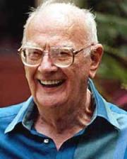 Arthur C Clark Headshot