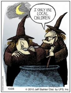 Local Witches