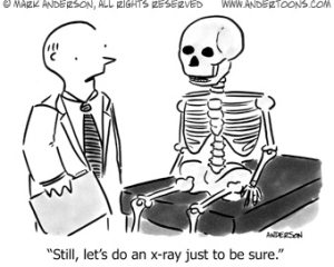 Skeleton Needs X-Ray