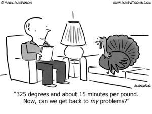 Back to MY Problems Cartoon