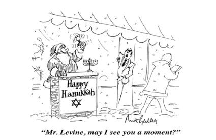 Jewish Bell Ringer