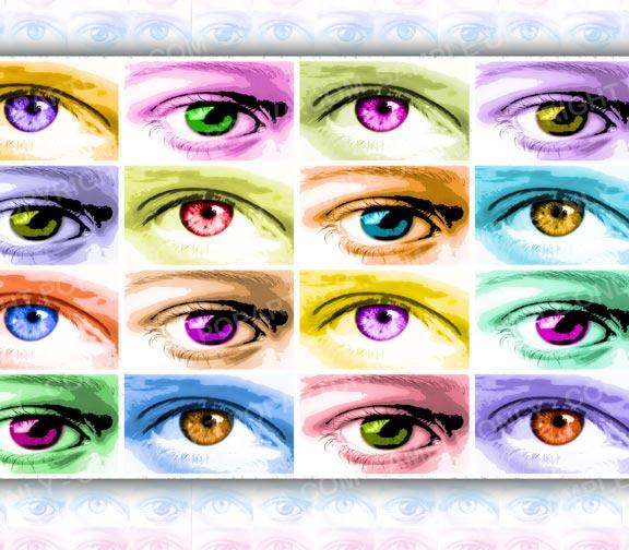 A Lotta Eyes