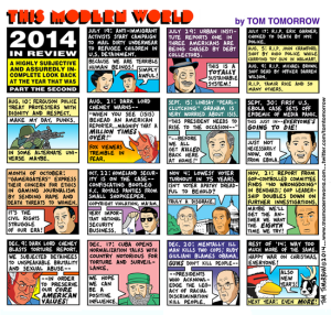 This Modern World 2014 in Review Pt 2