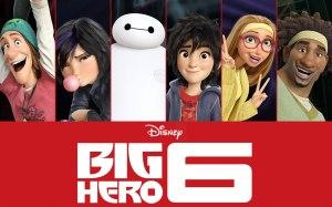 Big Hero 6 alter egos