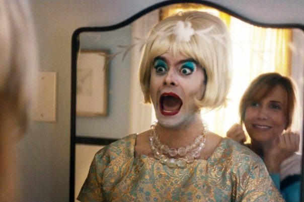Bill Hader in Drag