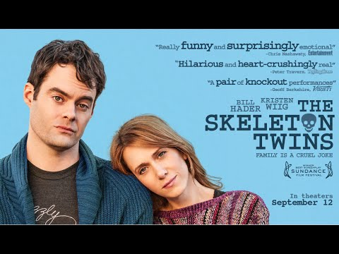 Skeleton Twins Movie Ad