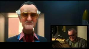 Stan Lee in Big Hero 6