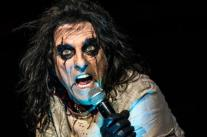Alice Cooper (nee Vincent Fournier)