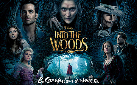 Into The Woods Ensemble Cast Image