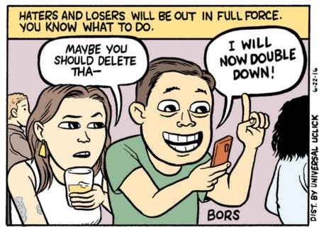 Matt Bors Animus Kingdom 4